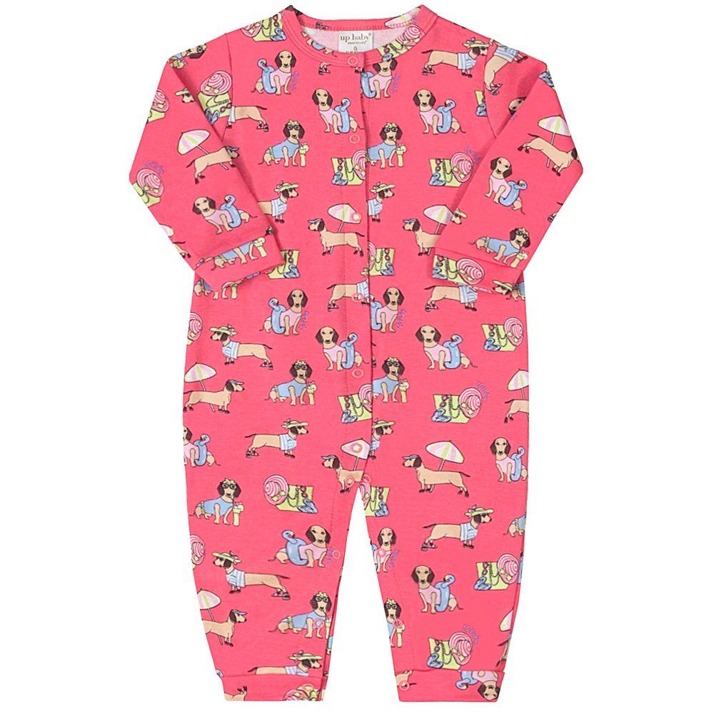 42942-AB1076-A-moda-bebe-menina-macacao-longo-em-suedine-cachorrinhos-up-baby-no-bebefacil-loja-de-roupas-enxoval-e-acessorios-para-bebes