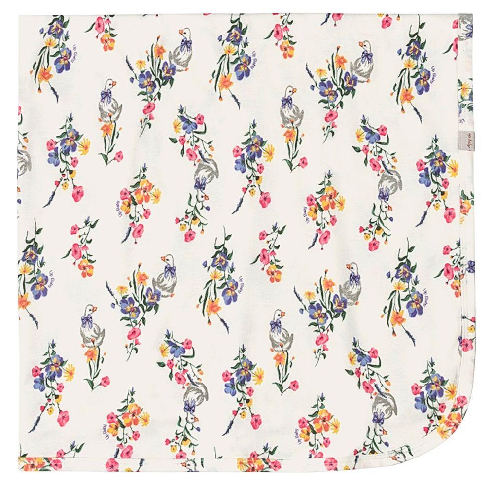 42947-FLO702-A-enxoval-e-maternidade-bebe-menina-manta-em-suedine-flores-up-baby-no-bebefacil-loja-de-roupas-enxoval-e-acessorios-para-bebes