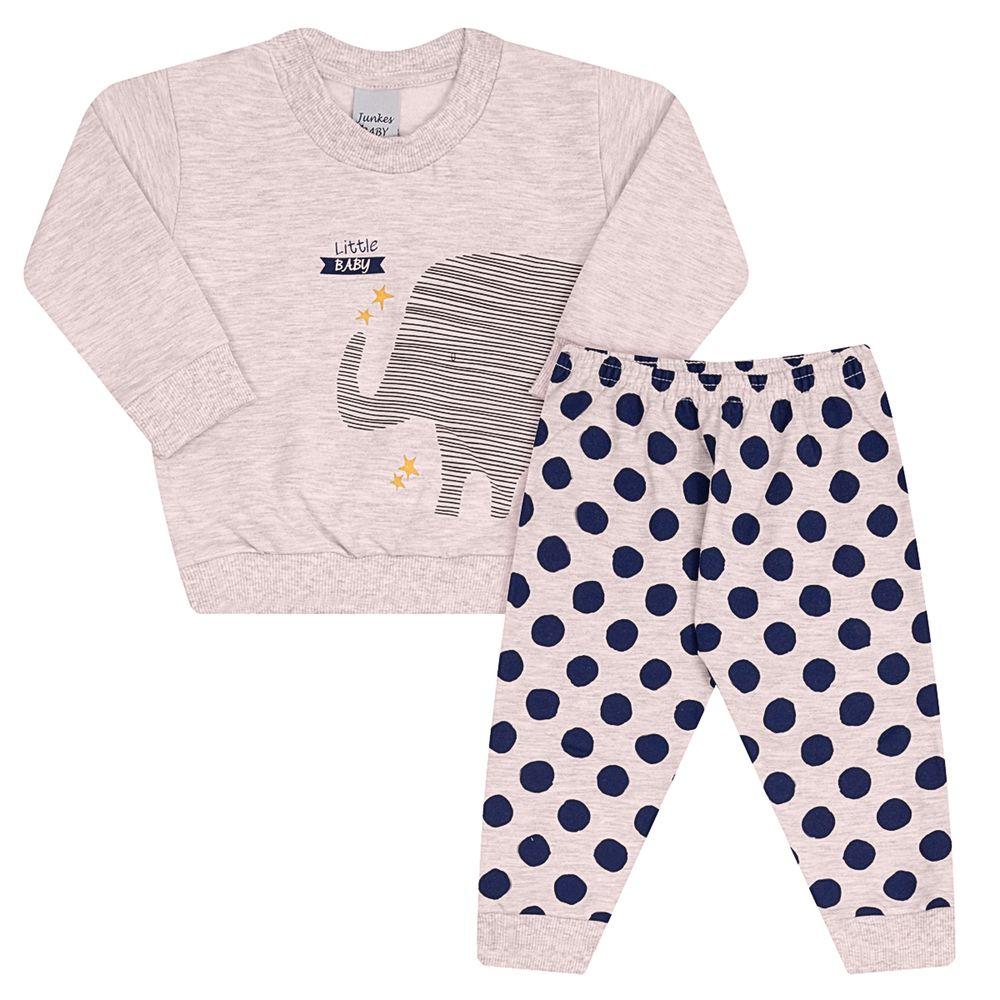 JUN50161-A-moda-bebe-menina-conjunto-blusao-com-calca-em-moletino-peluciado-elefantinha-junkes-baby-no-bebefacil-loja-de-roupas-enxoval-e-acessorios-para-bebes