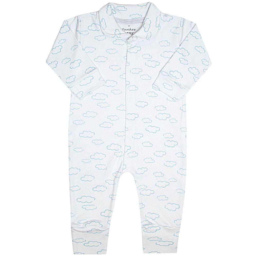 JUN31108-N-A-moda-bebe-menino-menina-macacao-longo-golinha-suedine-nuvens-junkes-baby-no-bebefacil-loja-de-roupas-enxoval-e-acessorios-para-bebes