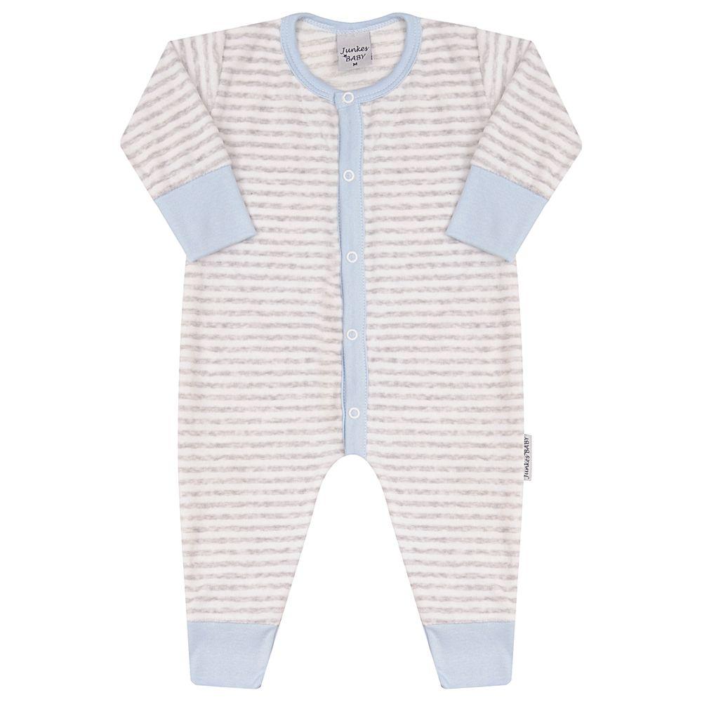 JUN51057-A-moda-bebe-menino-macacao-longo-plush-listras-junkes-baby-no-bebefacil-loja-de-roupas-enxoval-e-acessorios-para-bebes