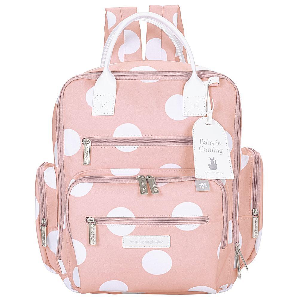 MB12BUB313.03-A-Mochila-Maternidade-Urban-Bubbles-Rosa---Masterbag