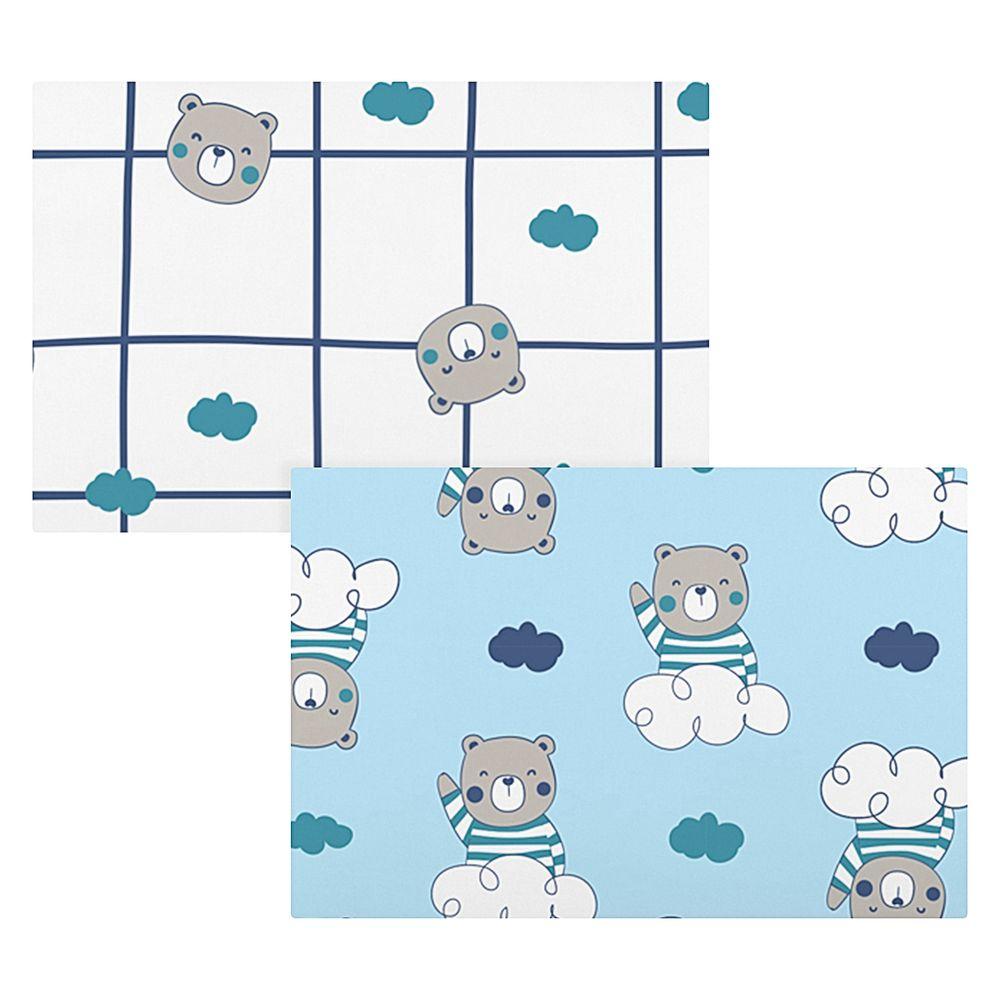 02041300010028-A-Kit-2-Fronhas-para-bebe-em-malha-Ursinho-Nuvem-Bambi---Incomfral