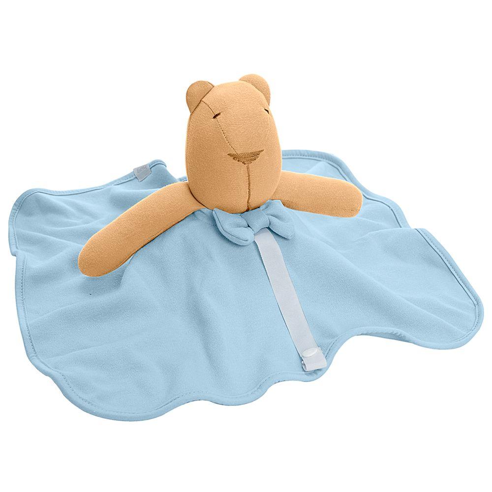 E13608-A-Naninha-para-bebe-em-suedine-Brilha-Brilha-Estrelinha-Azul---Hug