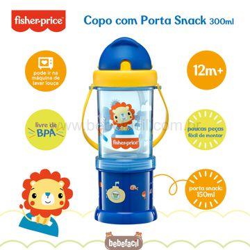 BB1012-D-Copo-com-Porta-Snack-Playful-Azul-Summer-Sky-12m---Fisher-Price