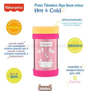 BB1091-C-Pote-Termico-Aco-Inox-Hot-Cold-450ml-Rosa-Strawberry-6m---Fisher-Price