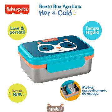 BB1092-C-Bento-Box-Aco-Inox-Hot-Cold-800ml-Azul-Fresh-6m---Fisher-Price