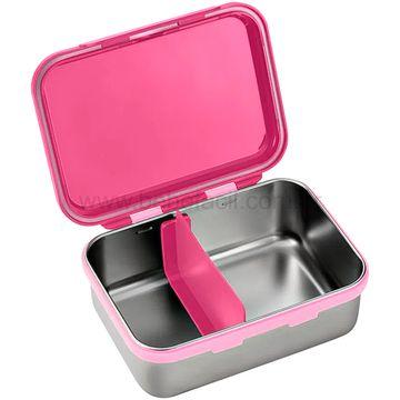 BB1093-B-Bento-Box-Aco-Inox-Hot-Cold-800ml-Rosa-Shock-6m---Fisher-Price