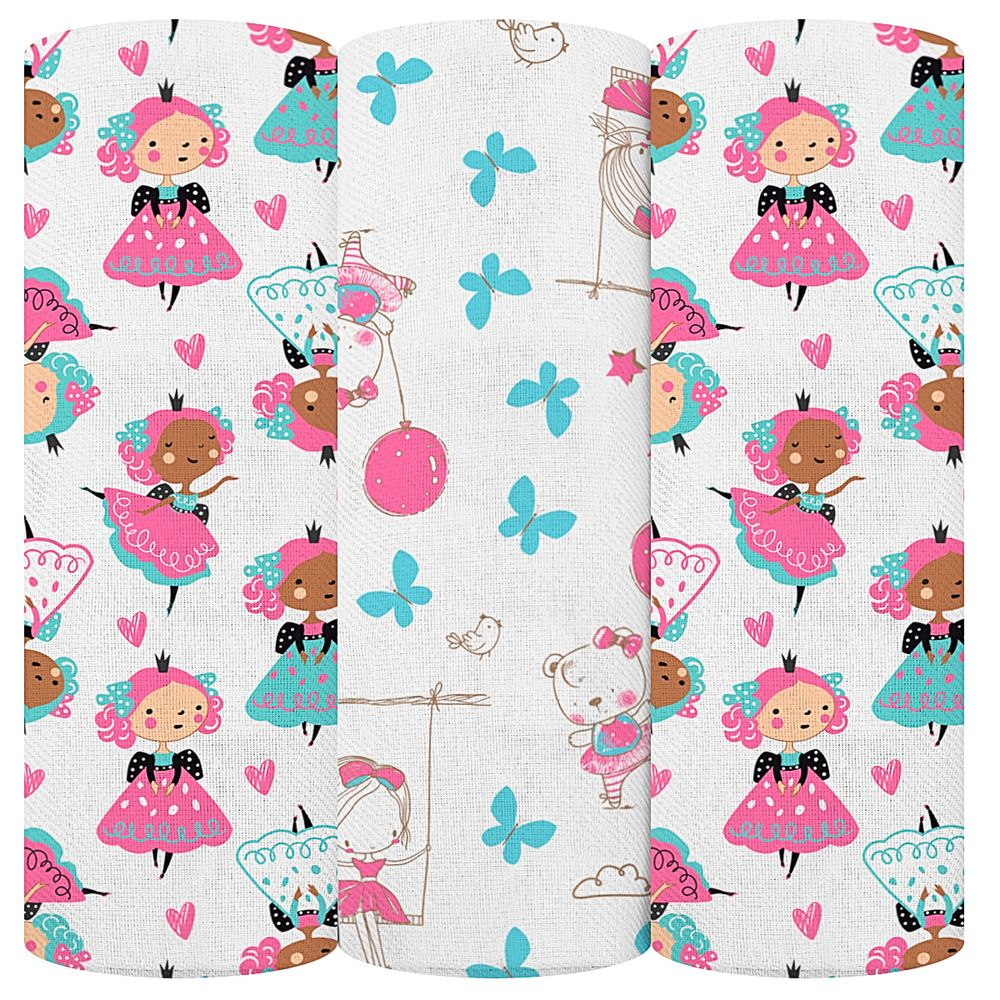 02000700020001-A-Kit-c-3-Cueiros-para-bebe-flanelado-Princesas-Bambi---Incomfral