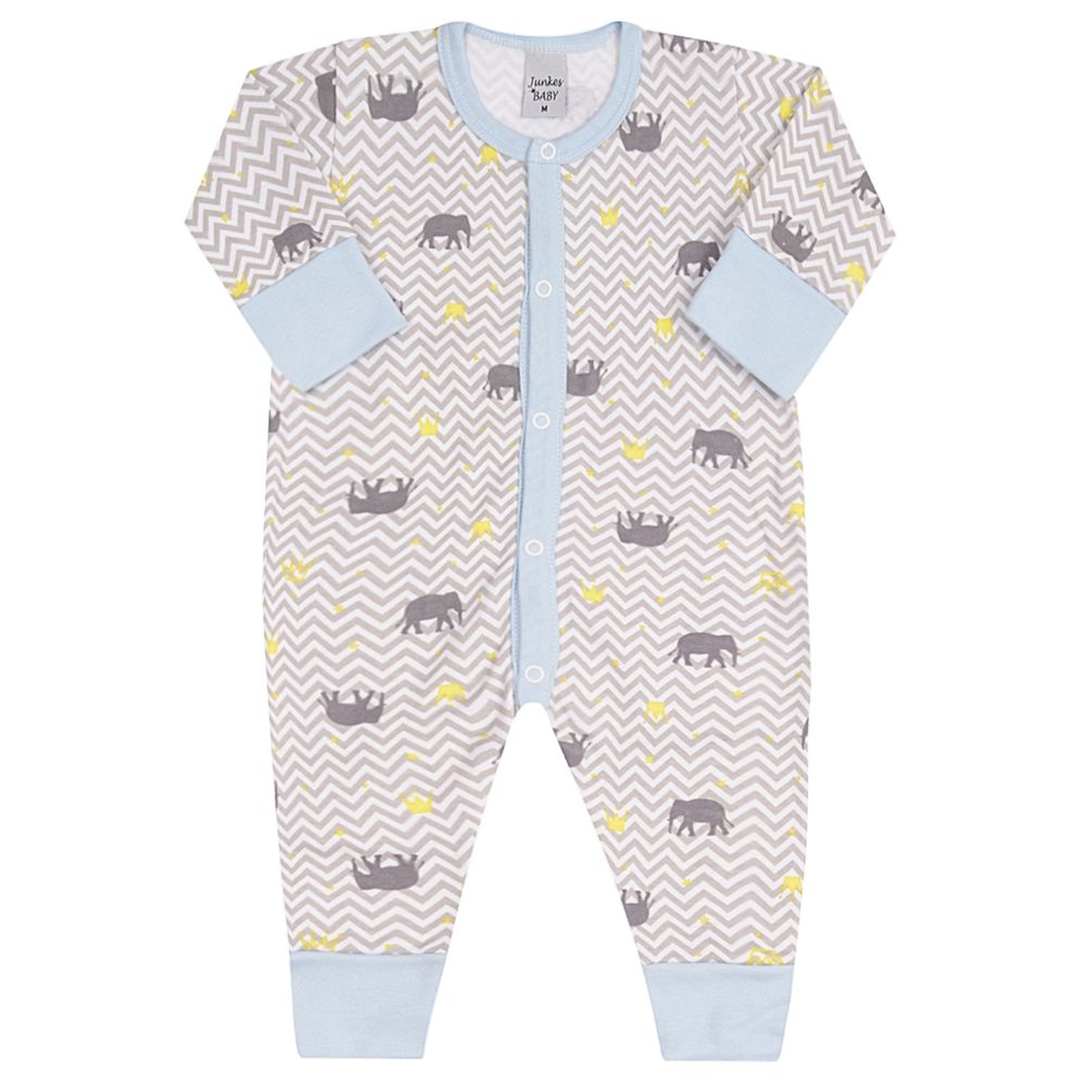 JUN41037-E-A-moda-bebe-menina-menino-macacao-longo-suedine-elefantinho-junkes-baby-no-bebefacil-loja-de-roupas-enxoval-e-acessorios-para-bebes