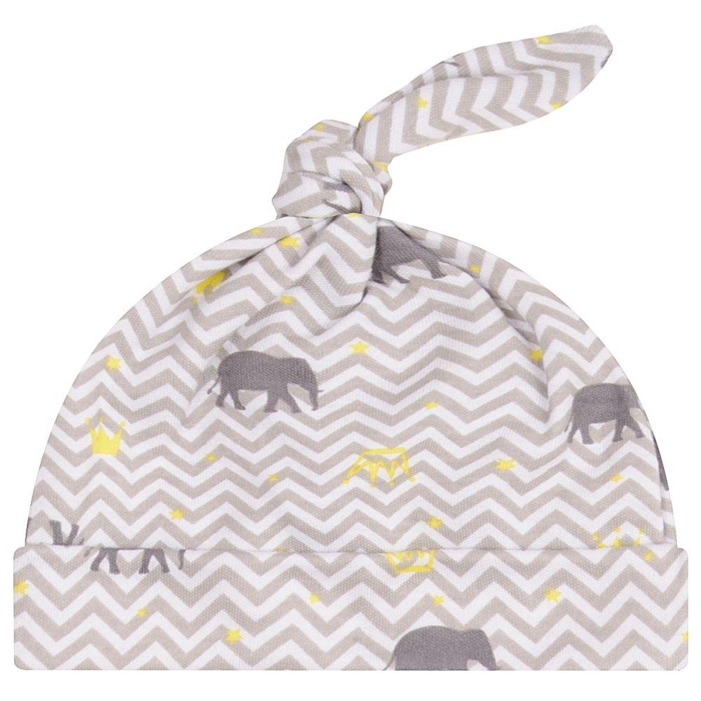 JUN41040-E-A-moda-bebe-menina-menino-acessorios-touca-nozinho-elefantinho-up-baby-no-bebefacil-loja-de-roupas-enxoval-e-acessorios-para-bebes