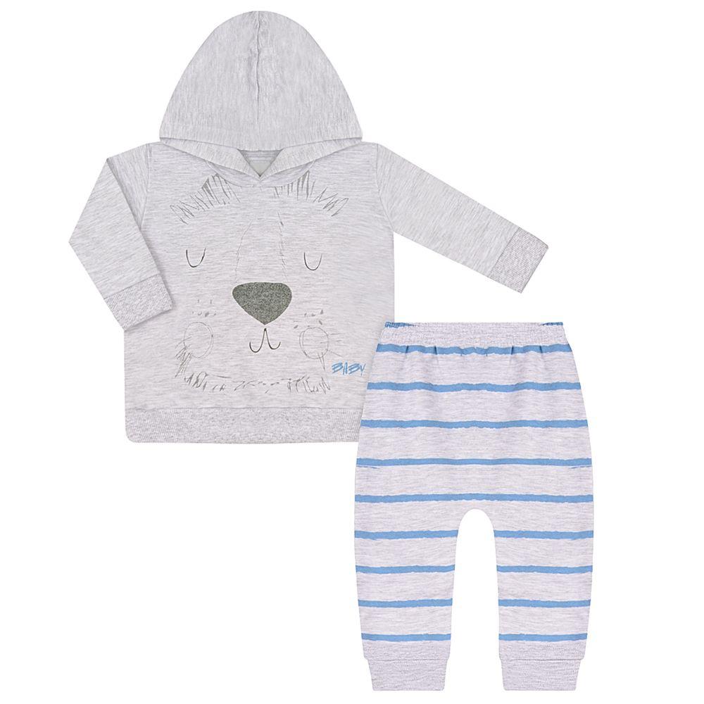 JUN51060-A-moda-bebe-menino-conjunto-blusao-com-capuz-e-calca-em-moletinho-peluciado-leaozinho-junkes-baby-no-bebefacil-loja-de-roupas-enxoval-e-acessorios-para-bebes