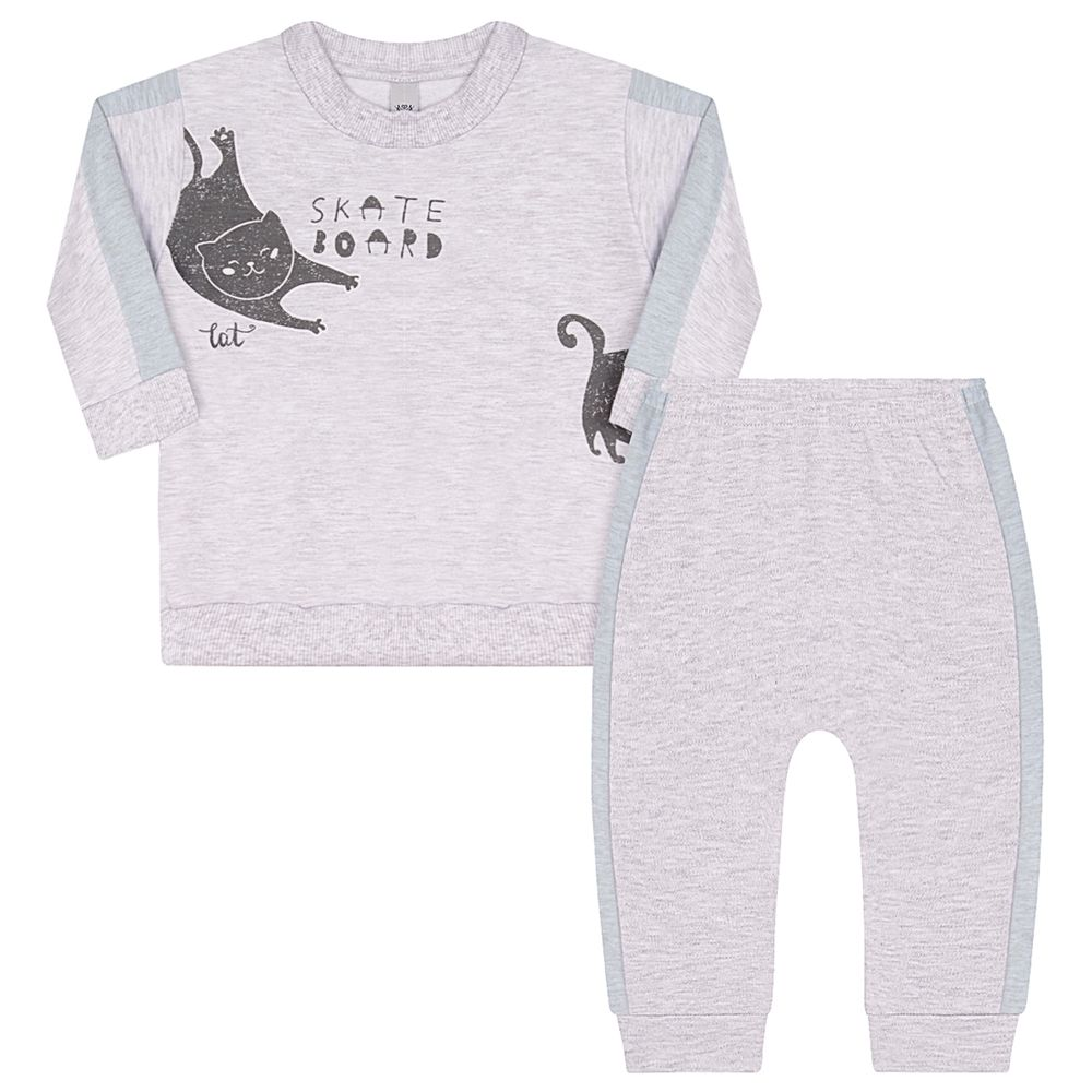 JUN51068-A-moda-bebe-menino-conjunto-blusao-com-calca-em-moletinho-peluciado-gatinho-junkes-baby-no-bebefacil-loja-de-roupas-enxoval-e-acessorios-para-bebes