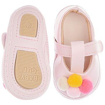 BBG-39015LP-C-Sandalia-para-bebe-Pompom-Rosa---Baby-Gut