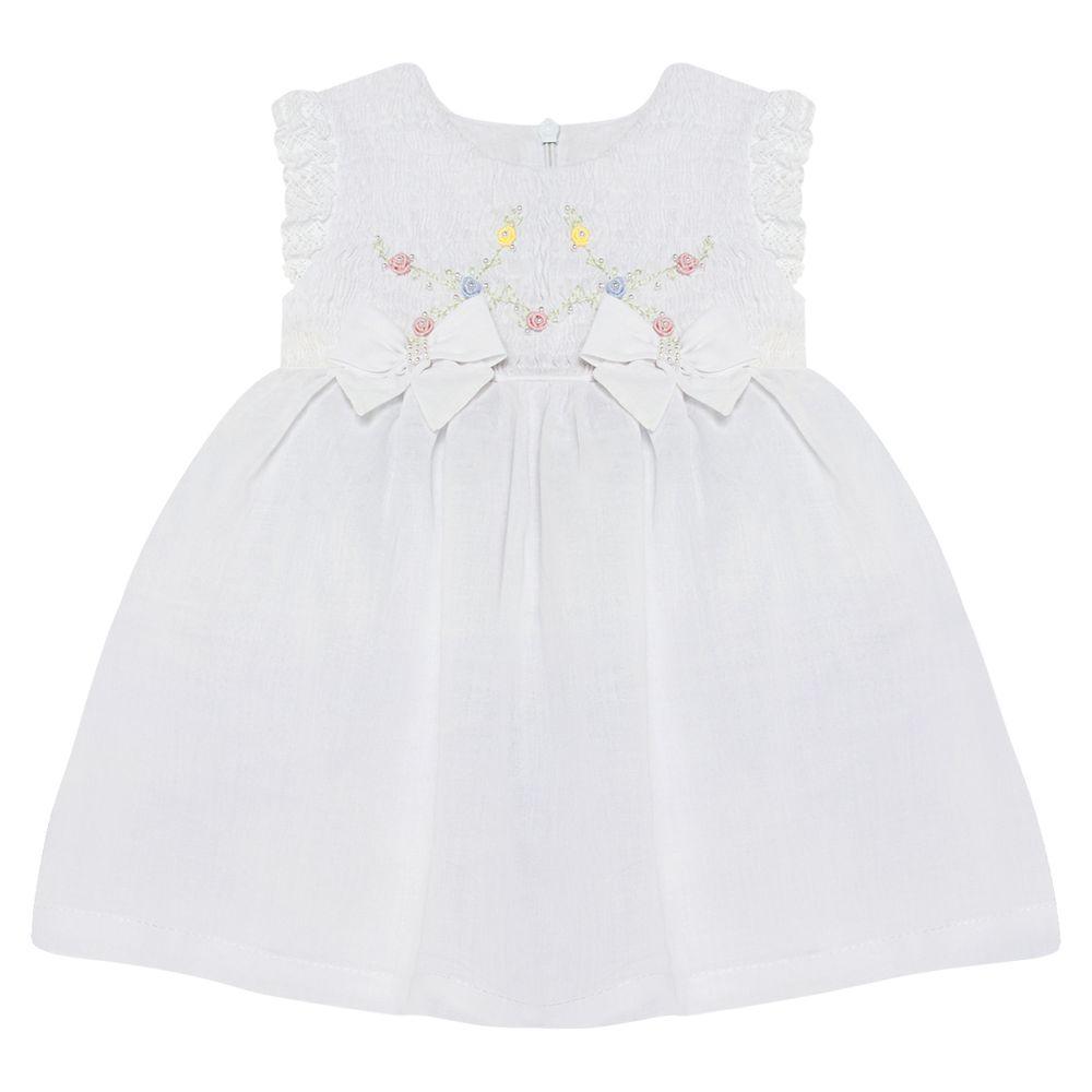 5381078A001-moda-bebe-menina-vestido-lastex-florzinhas-branco-roana-no-bebefacil