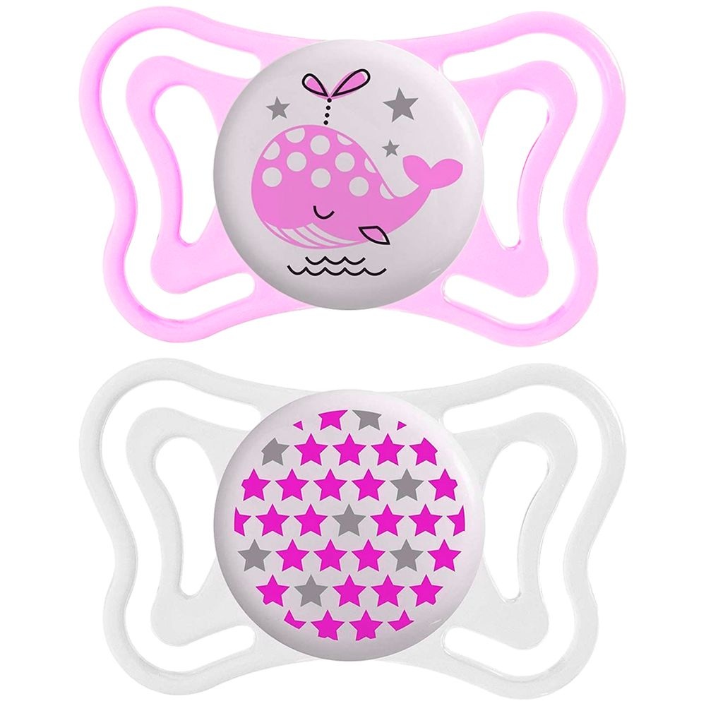 CH3065-A-Chupeta-PhysioForma-Light-Lumi-Rosa-2pcs-0-6m---Chicco