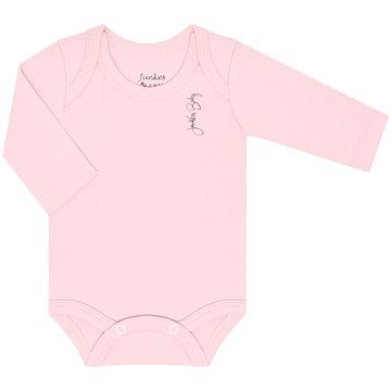JUN20108-RRB-C-moda-bebe-menino-kit-3-bodies-longos-em-suedine-pink-rosa-branco-junkes-baby-no-bebefacil-loja-de-roupas-enxoval-e-acessorios-para-bebes