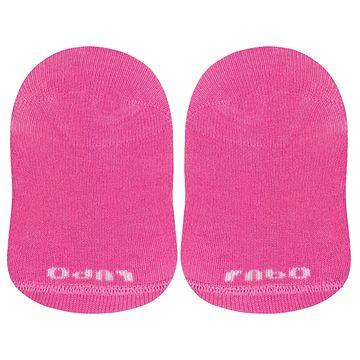 LU02011-064.1130-B-moda-bebe-menina-meia-sapatilha-laco-pink-lupo-no-bebefacil-loja-de-roupas-enxoval-e-acessorios-para-bebes
