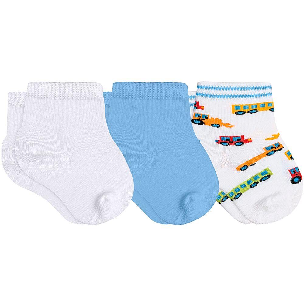 LU02000-989.0926-A-moda-bebe-menino-tripack-kit-3-meias-soquete-c-punho-soft-branca-azul-carros-lupo-no-bebefacil-loja-de-roupas-enxoval-e-acessorios-para-bebes