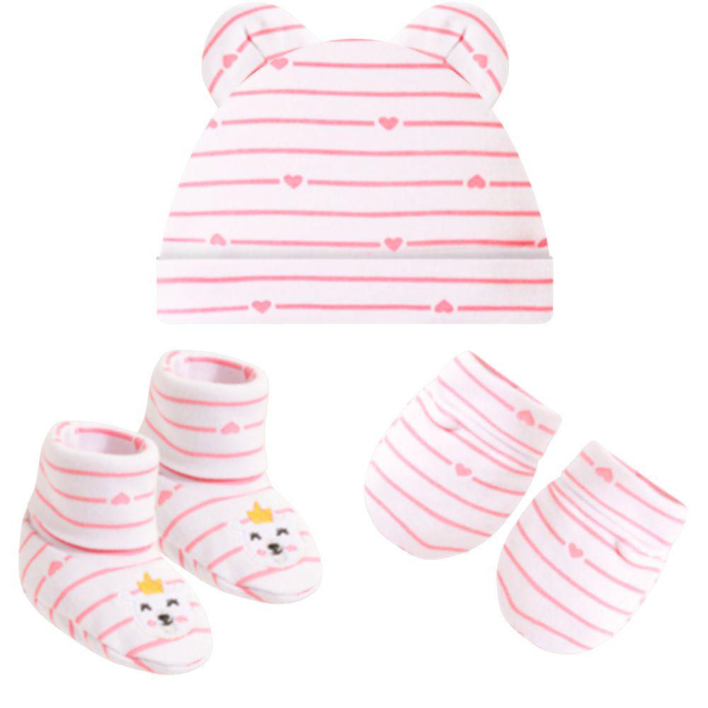 PL66673-A-moda-bebe-menina-acesssorios-kit-touca-luva-sapatinho-em-suedine-ursa-coracao-pingo-lele-no-bebefacil-loja-de-roupas-enxoval-para-bebes