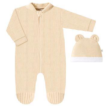 PL66733-A-moda-bebe-menina-menino-macacao-longo-com-touca-em-soft-marfim-pingo-lele-no-bebefacil-loja-de-roupas-enxoval-e-acessorios-para-bebes