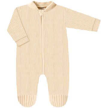 PL66733-B-moda-bebe-menina-menino-macacao-longo-com-touca-em-soft-marfim-pingo-lele-no-bebefacil-loja-de-roupas-enxoval-e-acessorios-para-bebes