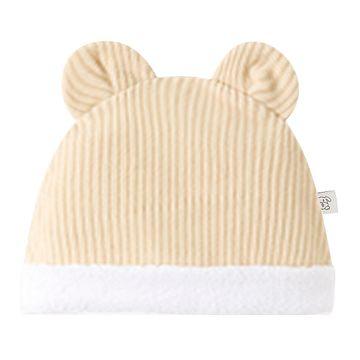 PL66733-C-moda-bebe-menina-menino-macacao-longo-com-touca-em-soft-marfim-pingo-lele-no-bebefacil-loja-de-roupas-enxoval-e-acessorios-para-bebes