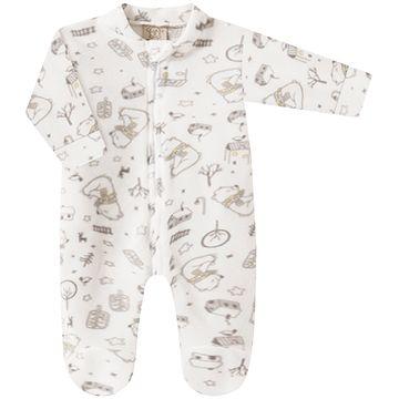 PL66735-B-moda-bebe-menina-menino-macacao-longo-com-touca-em-soft-off-white-ursinhos-pingo-lele-no-bebefacil-loja-de-roupas-enxoval-e-acessorios-para-bebes