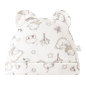 PL66735-C-moda-bebe-menina-menino-macacao-longo-com-touca-em-soft-off-white-ursinhos-pingo-lele-no-bebefacil-loja-de-roupas-enxoval-e-acessorios-para-bebes