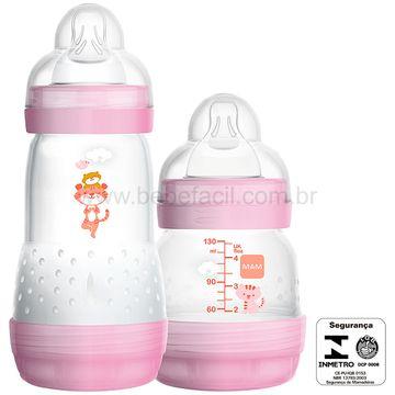 MAM4694-H-Kit-2-Mamadeiras-Anticolica-Easy-Start-130ml-e-260ml-Rosa-0m---MAM