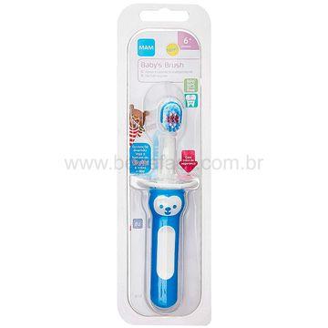 MAM8113-B-C-Escova-de-Dentes-Babys-Brush-Azul-6m---MAM
