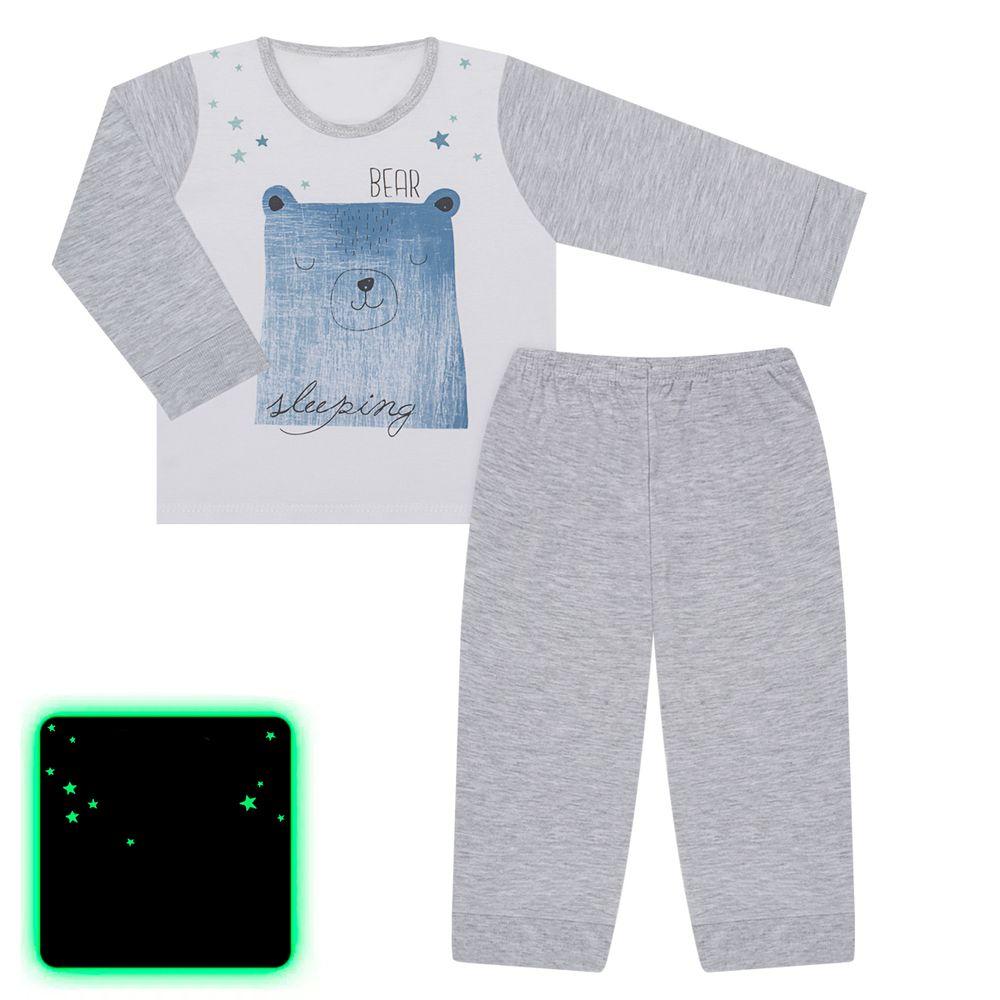 JUN61102-BM-A1-moda-menino-pijama-calca-blusa-em-malha-bear-sleeping-junkes-baby-no-bebefacil-loja-de-roupas-para-bebes