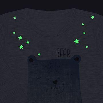JUN61102-M-D-moda-menino-pijama-calca-blusa-em-malha-bear--sleeping-mescla-junkes-baby-no-bebefacil-loja-de-roupas-para-bebes