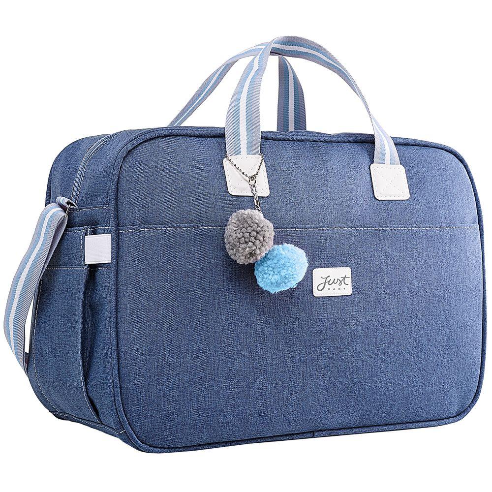 JBCLJ322-U1-A-Bolsa-Maternidade-para-bebe-Color-Azul---Just-Baby