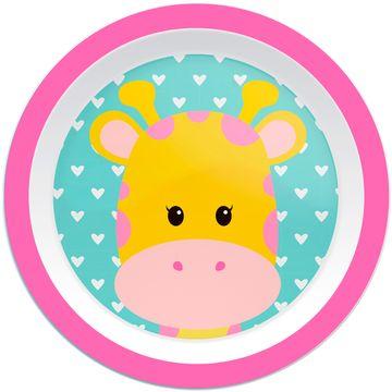 BUBA08974-A-Prato-para-bebe-Animal-Fun-Girafinha-6m---Buba
