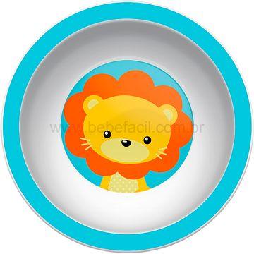 BUBA10734-D-Kit-Refeicao-para-bebe-Animal-Fun-Leaozinho-6m---Buba