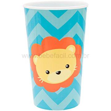BUBA10734-F-Kit-Refeicao-para-bebe-Animal-Fun-Leaozinho-6m---Buba