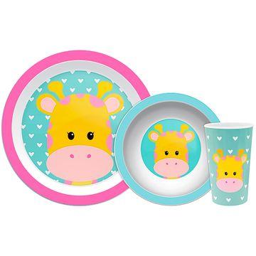 BUBA10735-A-Kit-Refeicao-para-bebe-Animal-Fun-Girafinha-6m---Buba