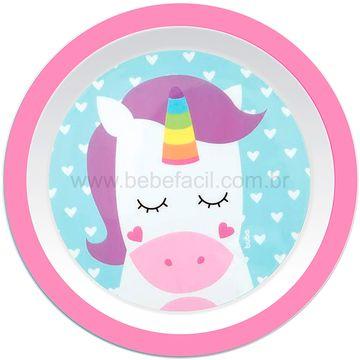 BUBA10737-B-Kit-Refeicao-para-bebe-Animal-Fun-Unicornio-6m---Buba