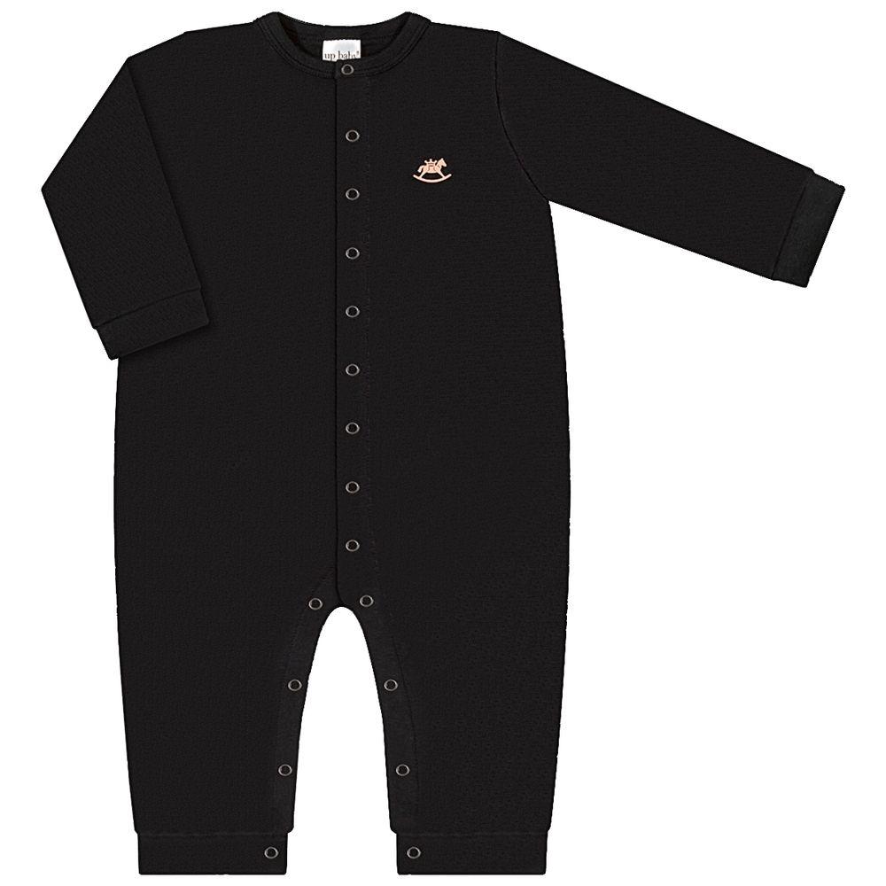 43172-8910-A-moda-bebe-menina-menino-macacao-longo-em-suedine-preto-up-baby-no-bebefacil-loja-de-roupas-enxoval-e-acessorios-para-bebes