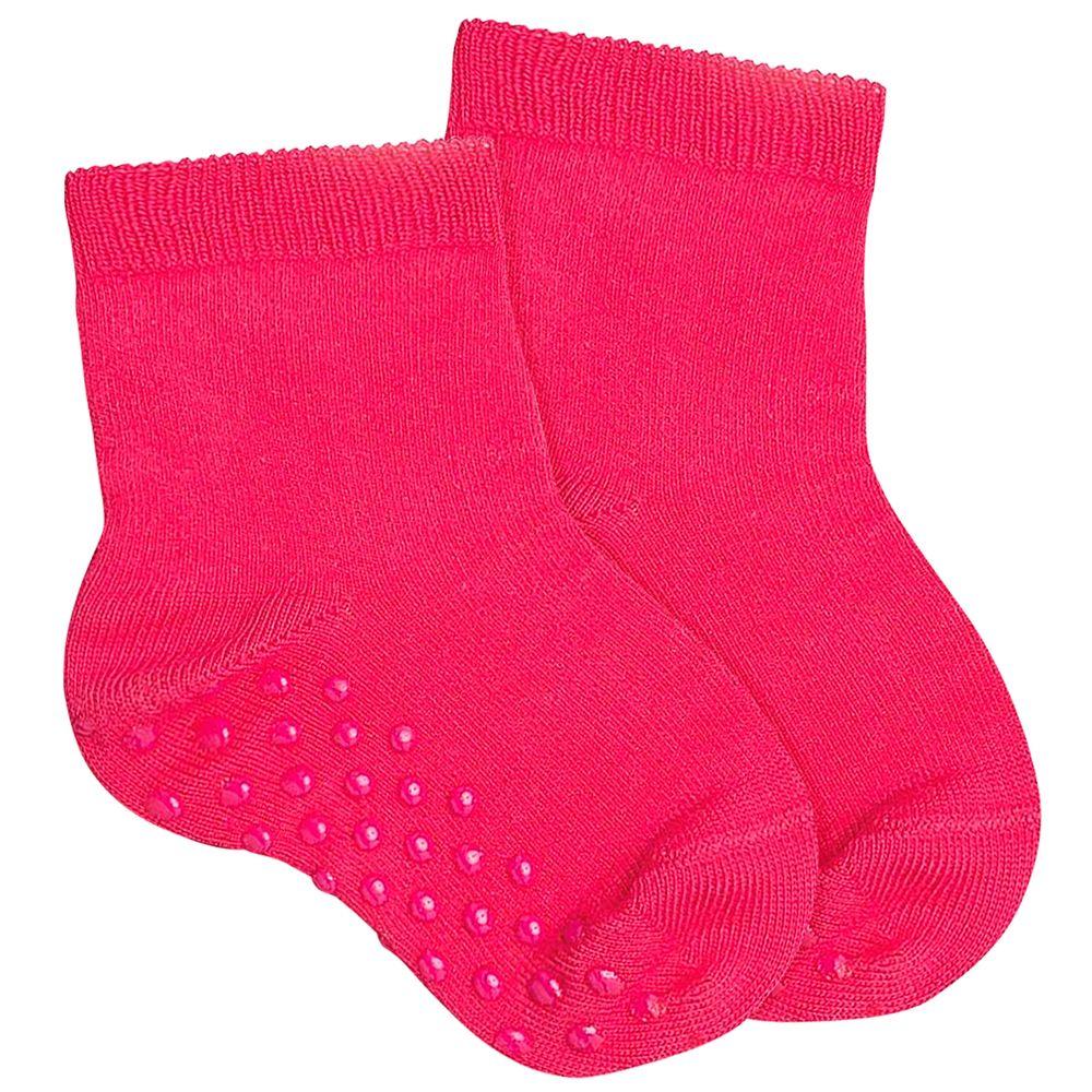 LU02041-001.5350-A-moda-bebe-menina-acessorios-meia-soquete-antiderrapante-candy-lupo-no-bebefacil-loja-de-roupas-enxoval-e-acessorios-para-bebes