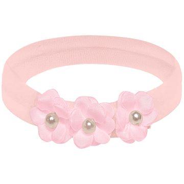 00529001046-A-moda-bebe-menina-acessorios-faixa-cabelo-recem-nascido-florzinhas-e-perolas-rosa-roana-no-bebefacil