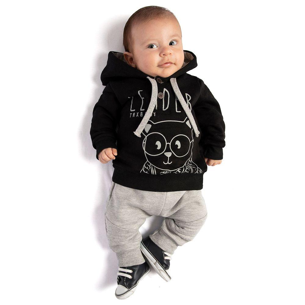 TMX4108-moda-bebe-menino-conjunto-blusao-com-capuz-e-calca-moletom-leader-TMX-no-bebefacil
