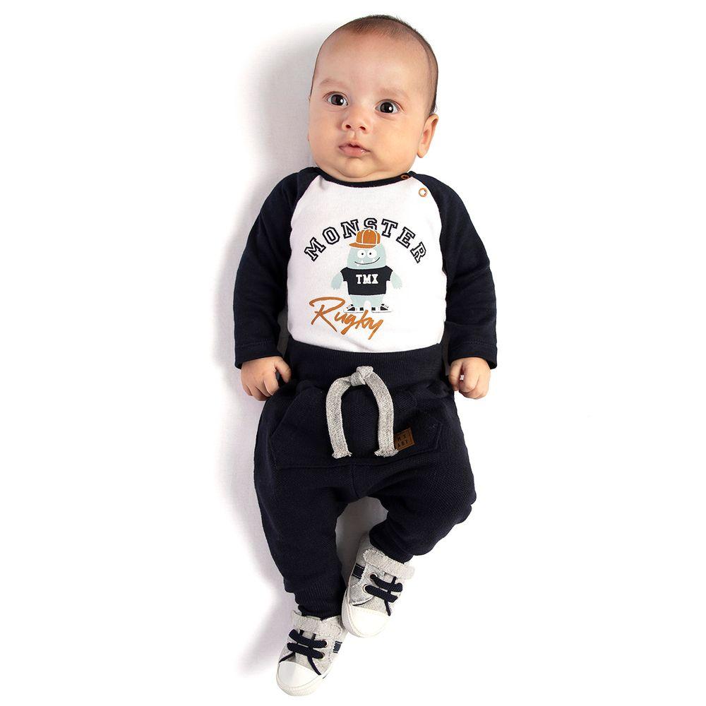 TMX4112-moda-bebe-menino-body-longo-com-calca-moletinho-rugby-TMX-no-bebefacil