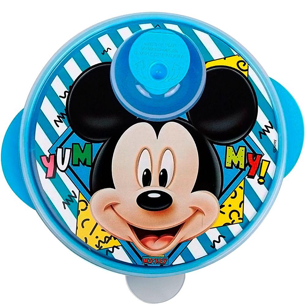85771-A-Prato-com-divisorias-e-tampa-Mickey-Azul---BabyGo