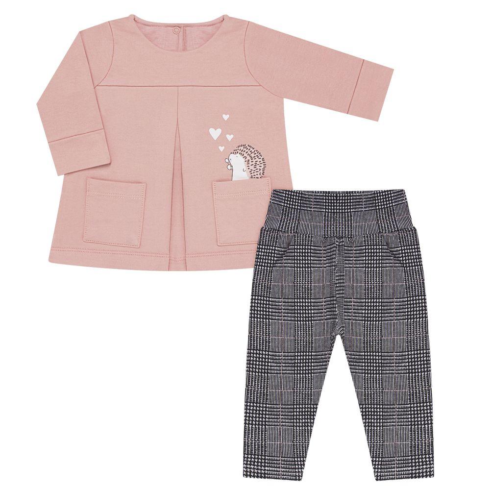 TMX0101-A-moda-bebe-menina-bata-com-legging-rosa-cha-xadrez-TMX-no-bebefacil