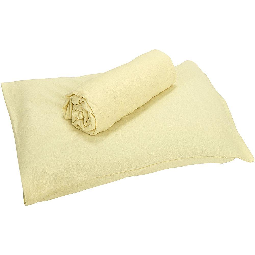 2041204050001-A-enxoval-e-maternidade-bebe-menina-menino-lencol-de-baixo-fronha-amarelo-bambi-incomfral-no-bebefacil