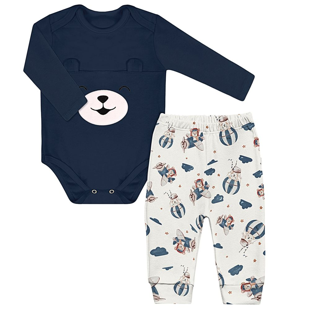CON00950-A-moda-bebe-menino-conjunto-body-longo-calca-em-suedine-voando-entre-as-nuvens-hug-no-bebefacil-loja-de-roupas-enxoval-e-acessorios-para-bebes