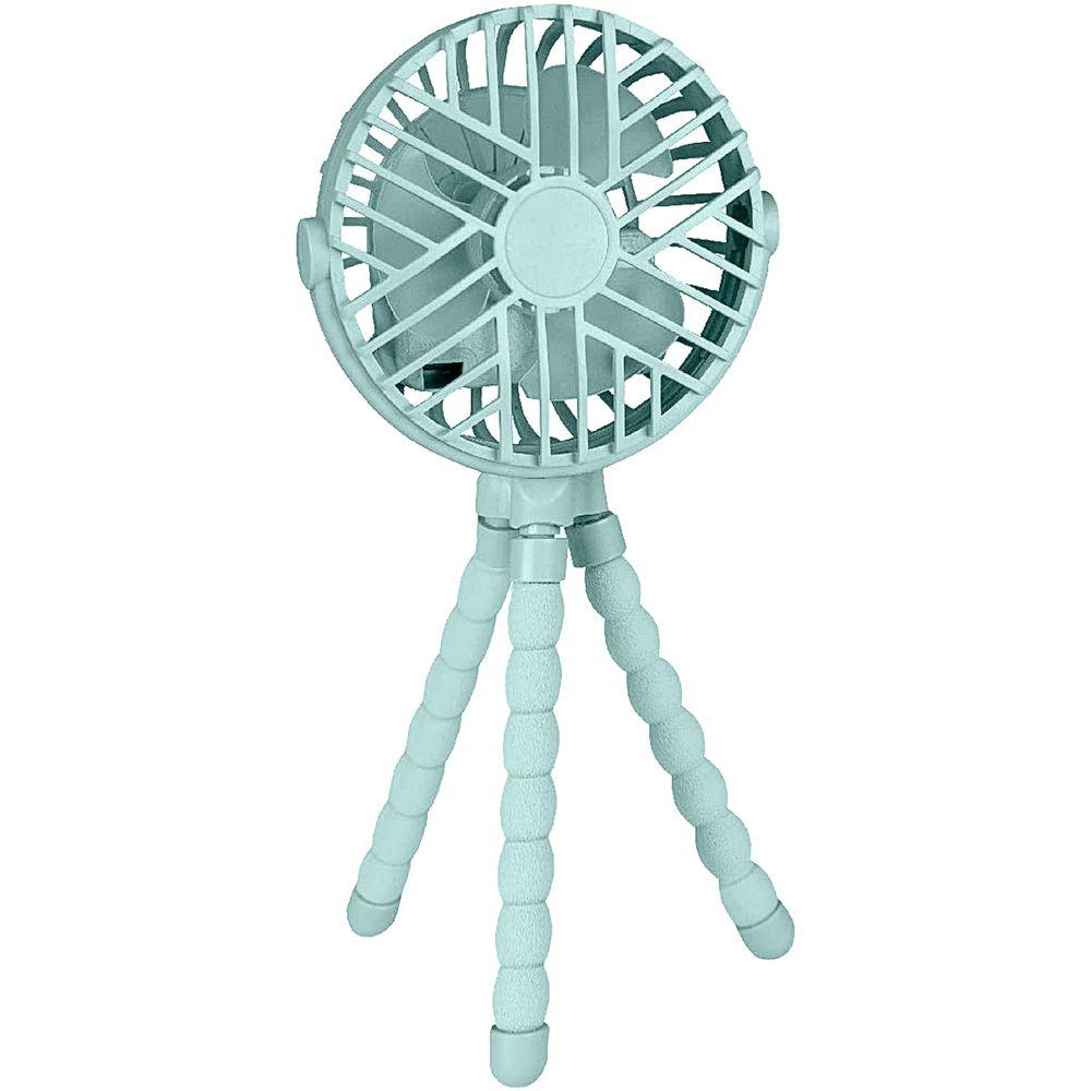 BUBA13210-A-Mini-Ventilador-para-Berco-e-Carrinho-Recarregavel-Azul---Buba