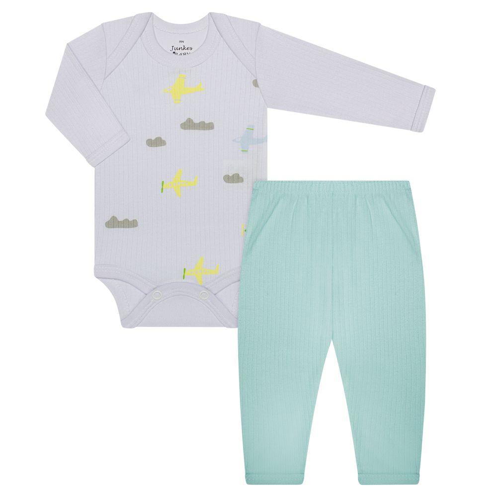 JUN31129-BV-A-moda-bebe-menino-body-longo-calca-malha-algodao-avioes-verde-junkes-baby-no-bebefacil